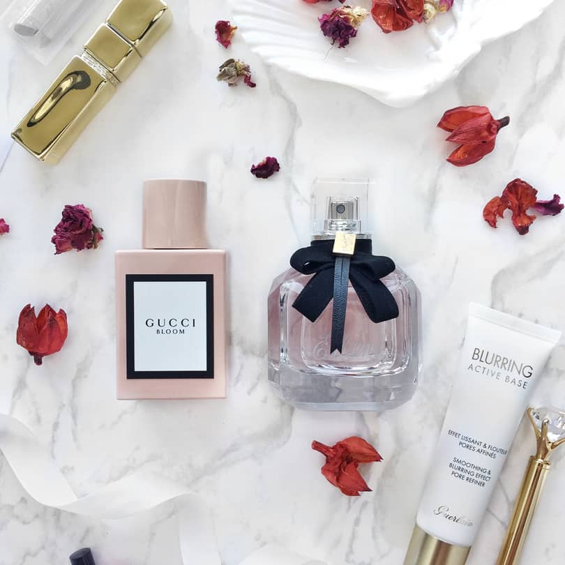 Beauty favorites: fragrances from Gucci and Saint Laurent