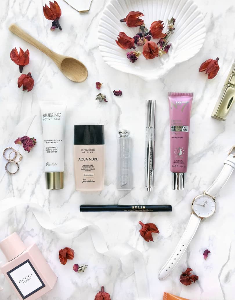 Makeup beauty faves for Fall