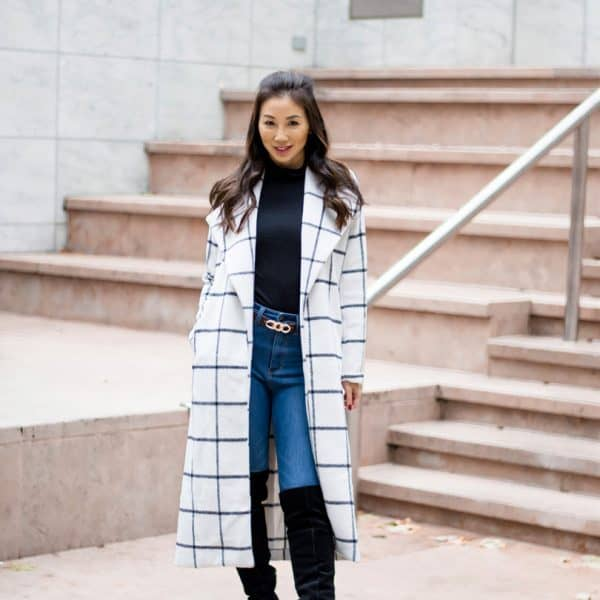 How to dress warm while looking stylish in the winter!