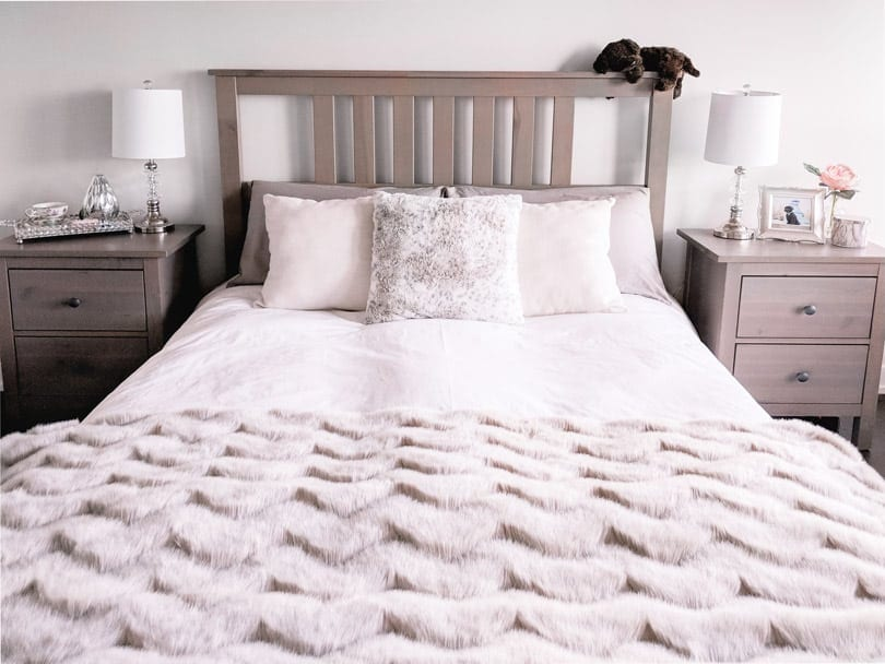 Ethical bedding made in Canada by Skylark and Owl Linen