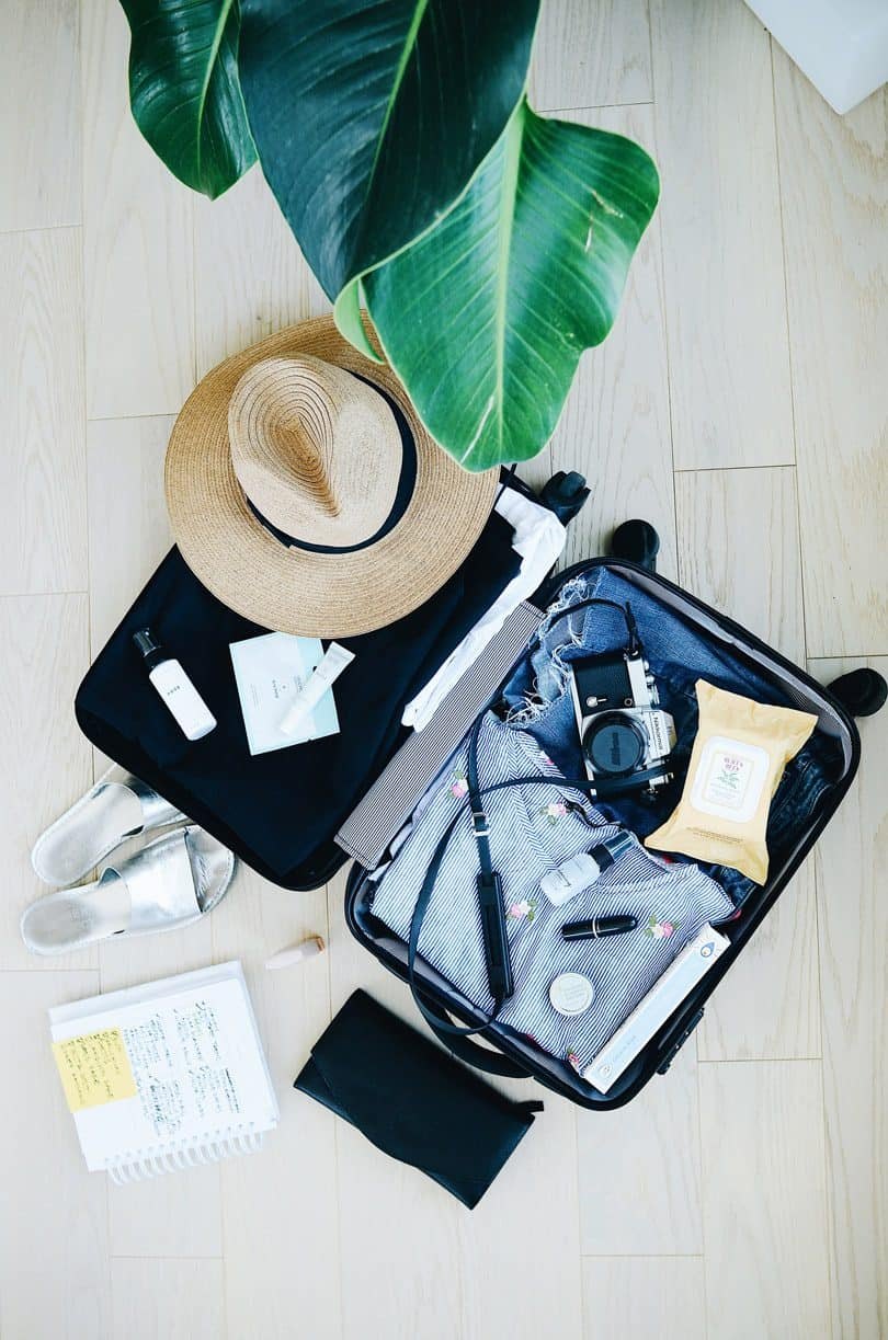 Create a personal oasis of stress-free flying by always packing these travel essentials in your carry-on luggage. You'll be ready for anything.