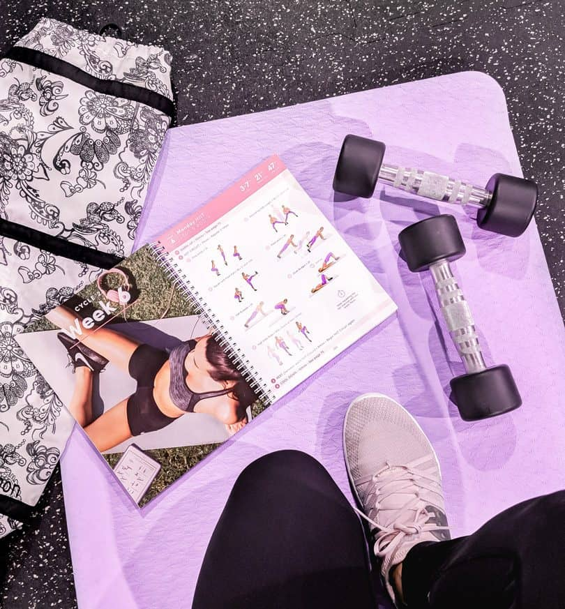 Body Boss is a fitness program designed for the modern busy woman.
