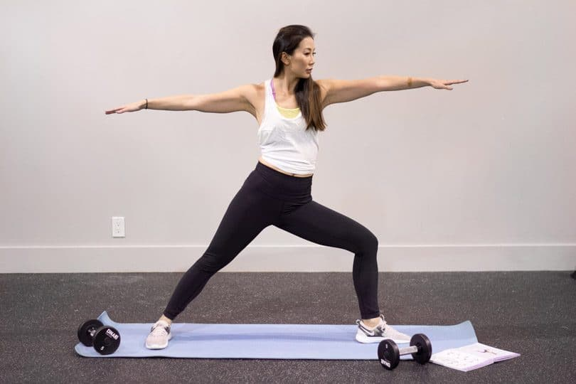 Exercising with the Body Boss Method