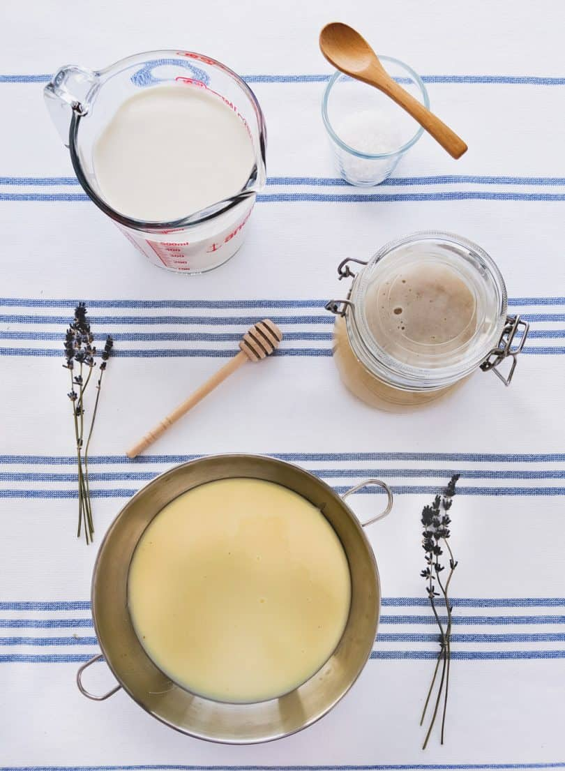 Make this homemade no churn ice cream with 4 simple ingredients and 10 minutes of your time.