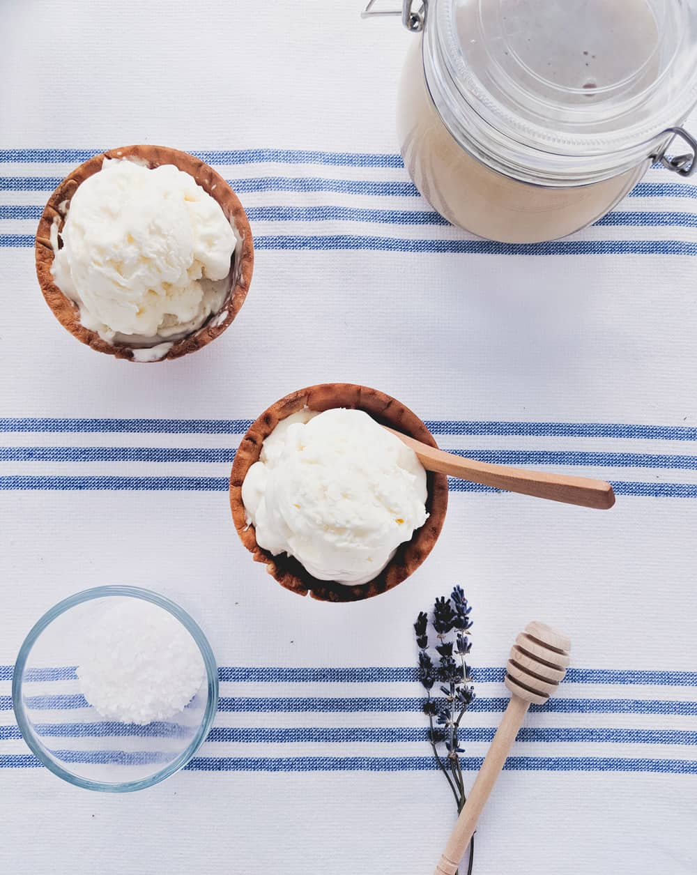 Make this easy no churn ice cream with just 4 simple ingredients.
