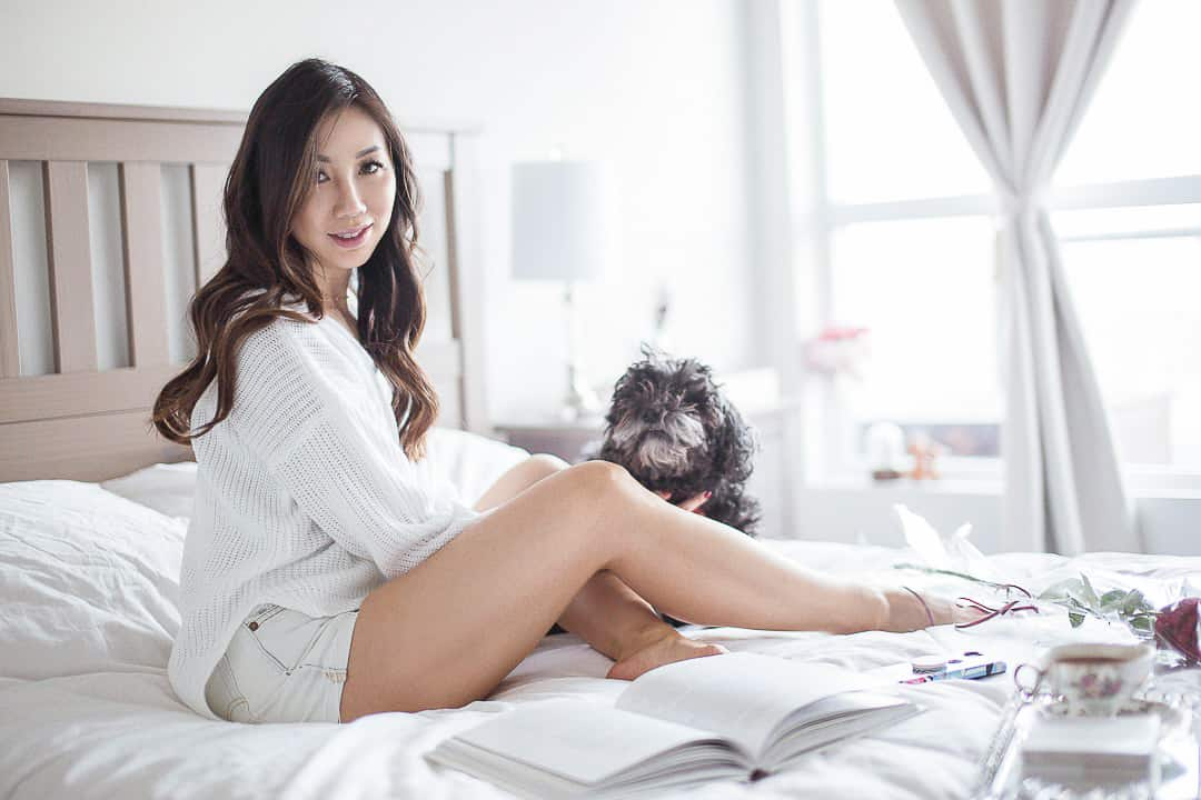 A good morning starts with a great night's sleep... read on for more ideas to make your morning routine better!