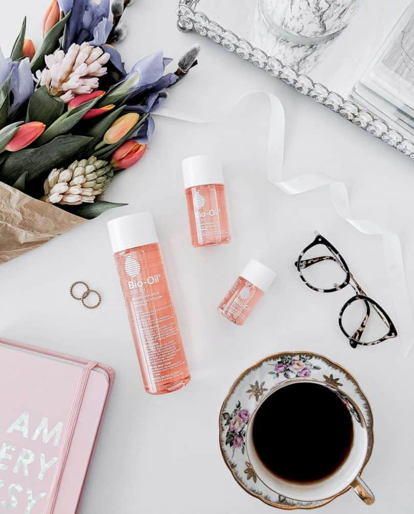 Bio Oil is a multi-tasking beauty product that does everything from reduce the appearance of scars to moisturize skin