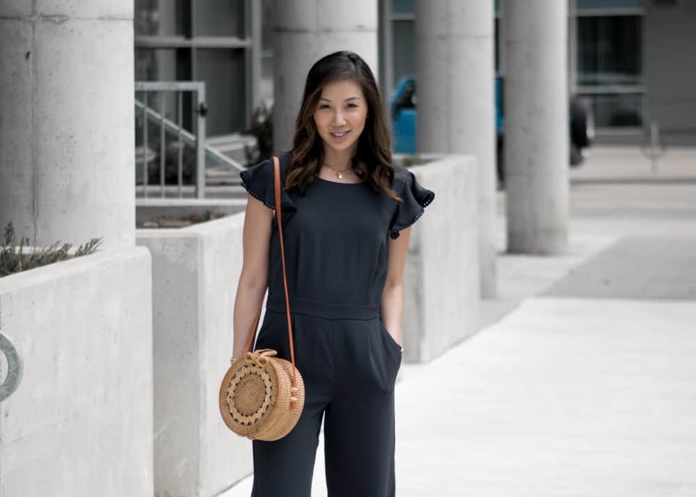7ab120ff0fc Toronto-Fashion-Blogger-YesMissy-OOTD-AnnTaylor-Bali-Bag-Daniel-Wellington