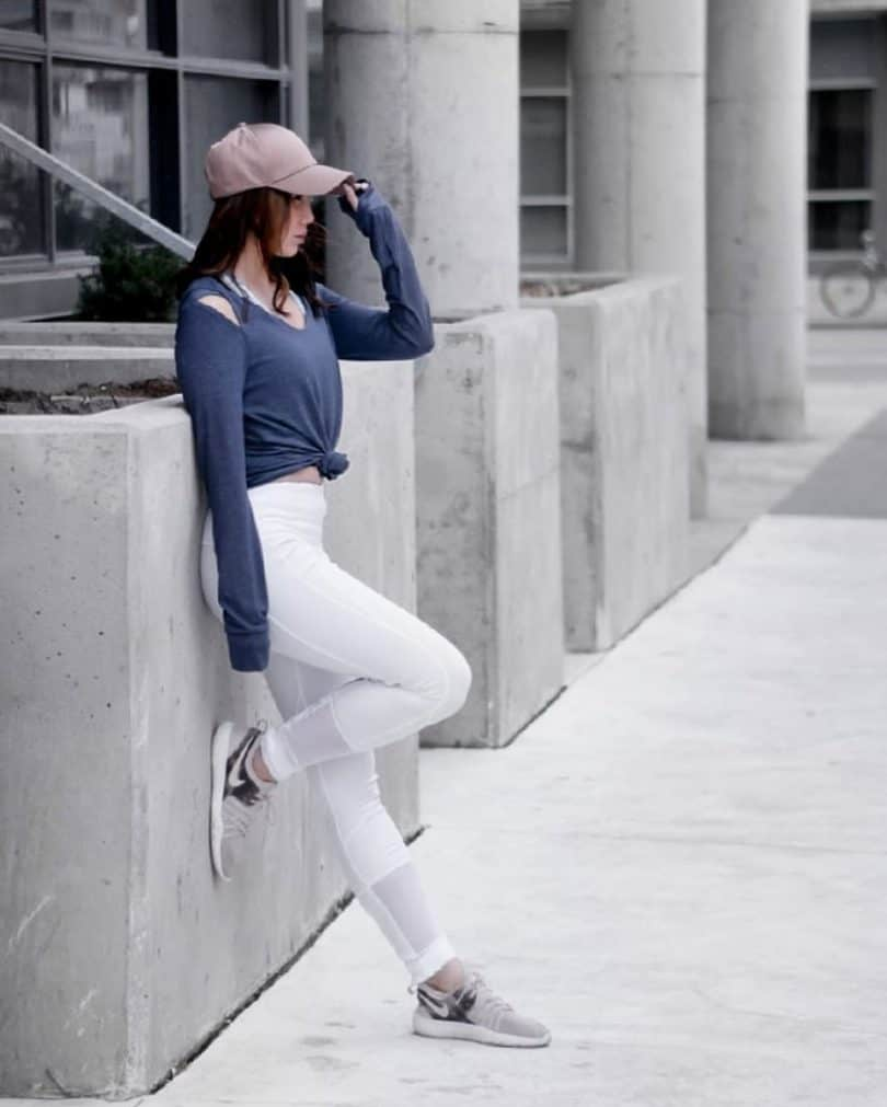 Athleisure #OOTD from Yoga Club Box