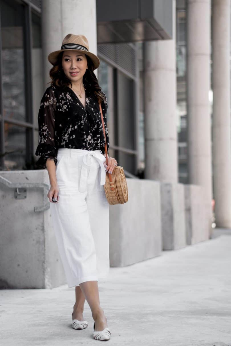 Spring/summer #LOTD: style blogger YesMissy in Alison Sheri, Vince Camuto