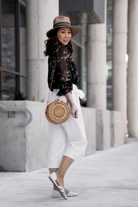 Spring/Summer #OOTD - Toronto fashion blogger yesmissy
