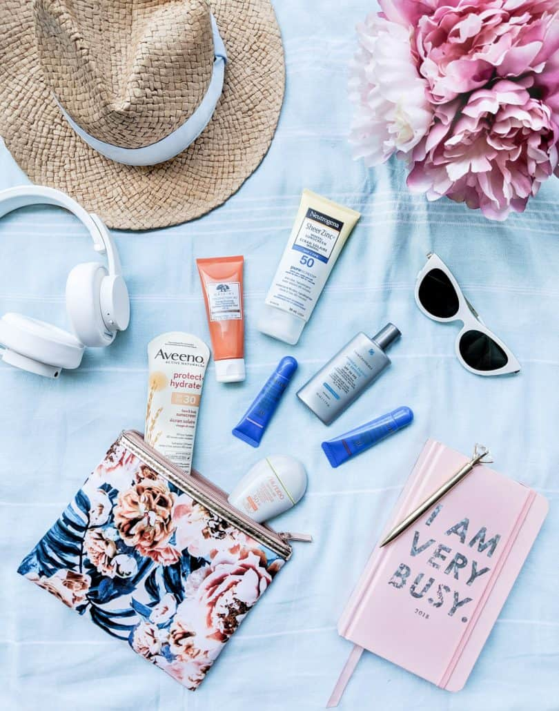 We rounded up the absolute best sunscreens of 2018 that won't break you out, make you look shiny or greasy, or mess with your makeup...