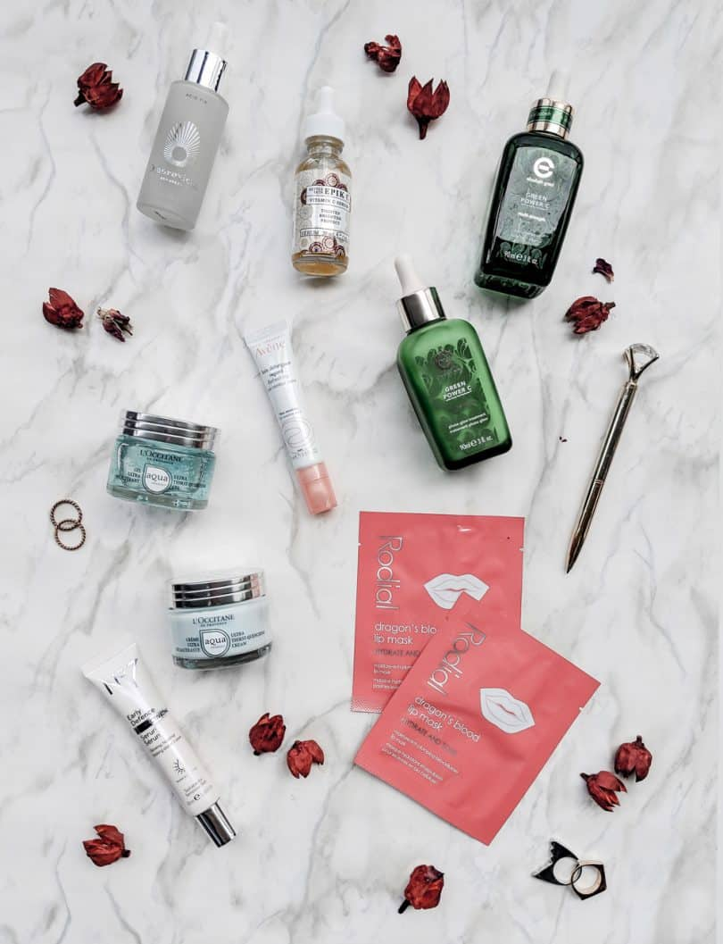 Skincare favorites from L'Occitane, Elizabeth Grant, Avene, No. 7, Mirakle and more