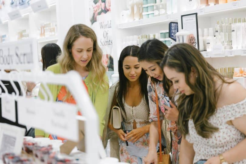 Laline Canada's first store opens at Sherway Gardens