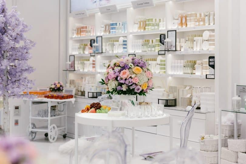 Laline bath and body care launches their first store in Canada