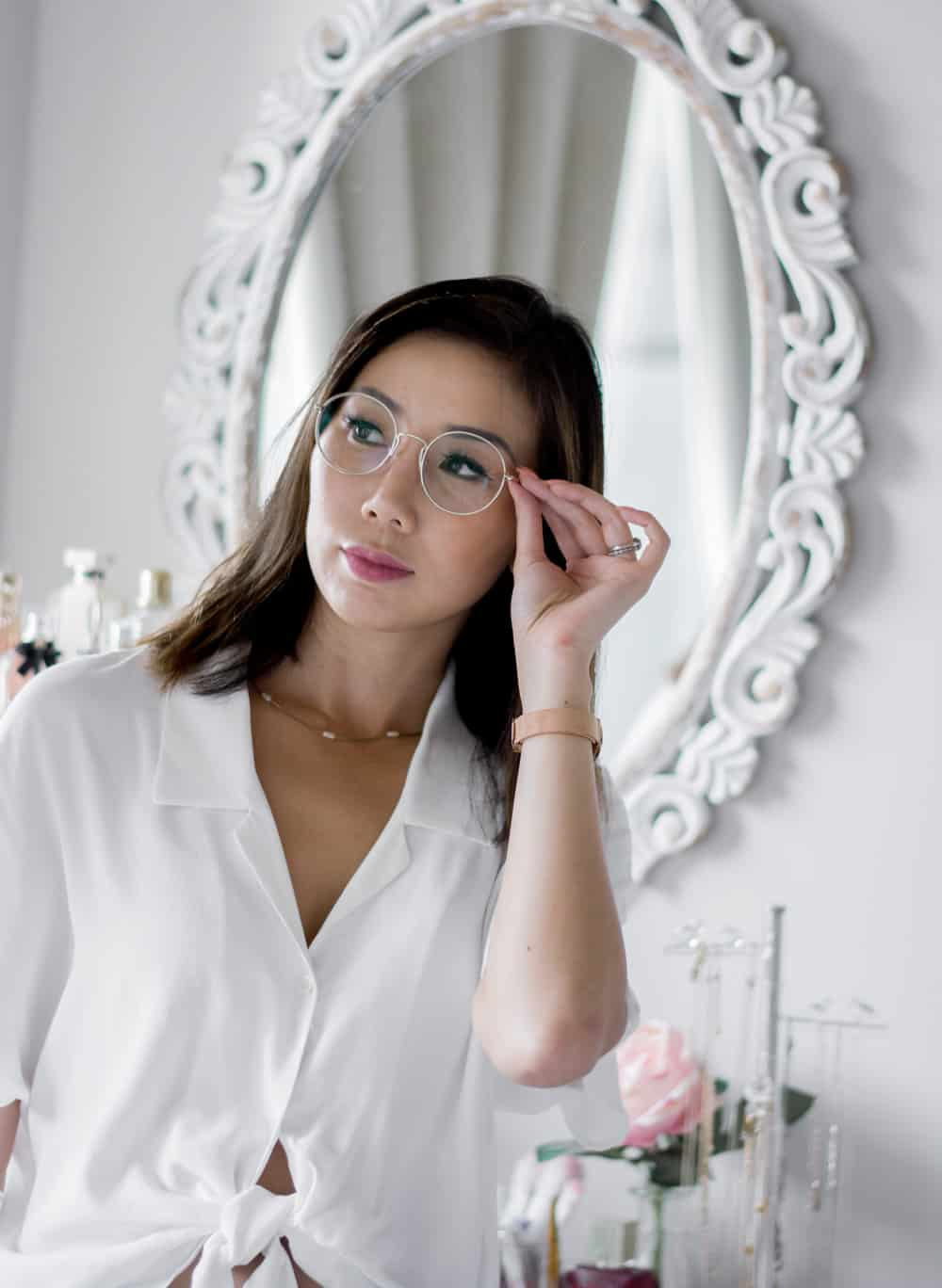 Buying glasses online - A review for Clearly.ca