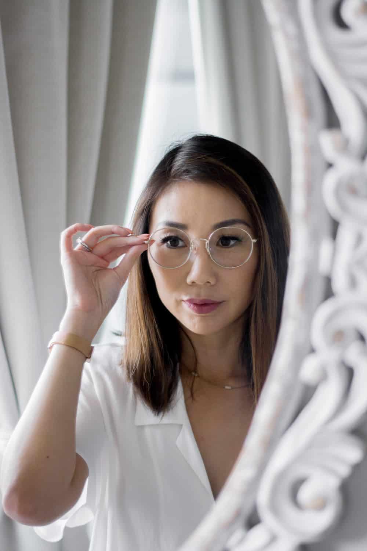 Joseph Marc Method Glasses on YesMissy from Clearly.ca - buying glasses online from Clearly.ca review