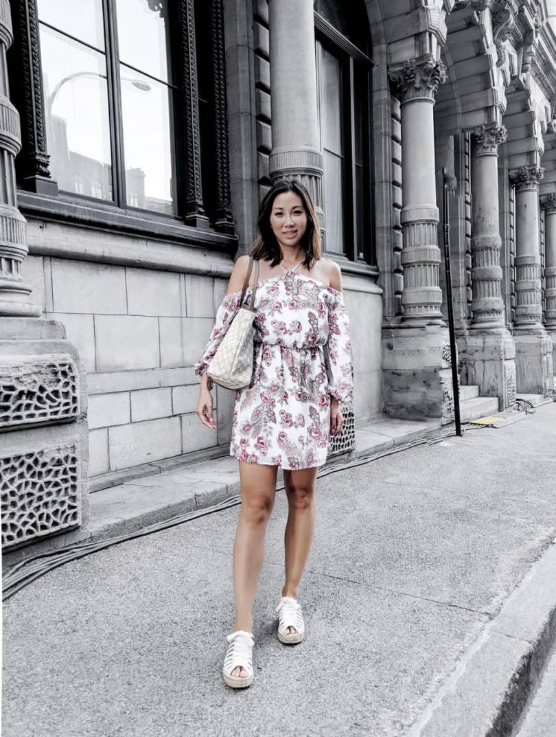 One of my favorite things to is exploring the streets of Old Montreal...see my full Montreal travel diary
