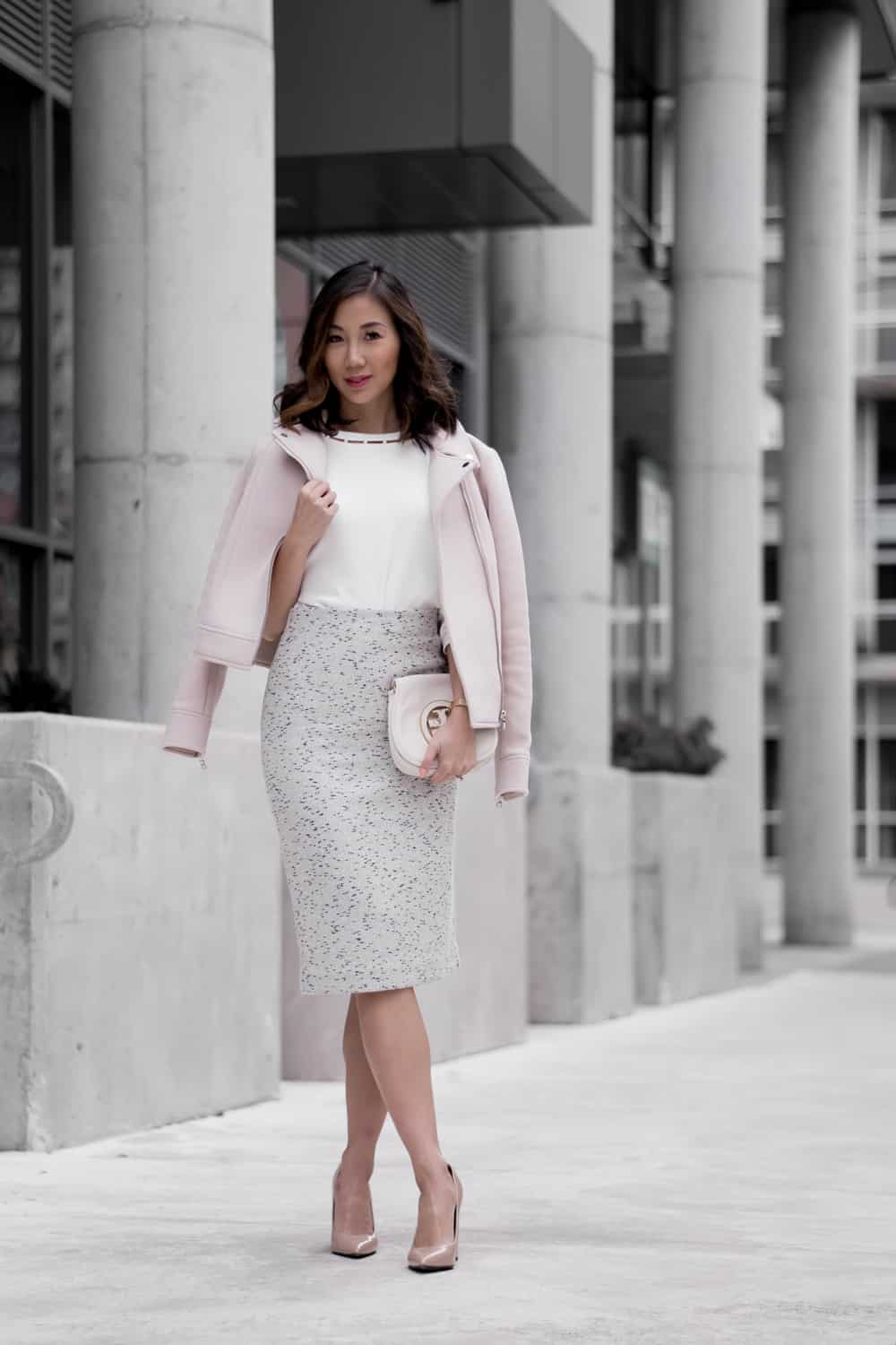 Head to toe look with Ann Taylor for the office #workwear #ootd #9to5chic