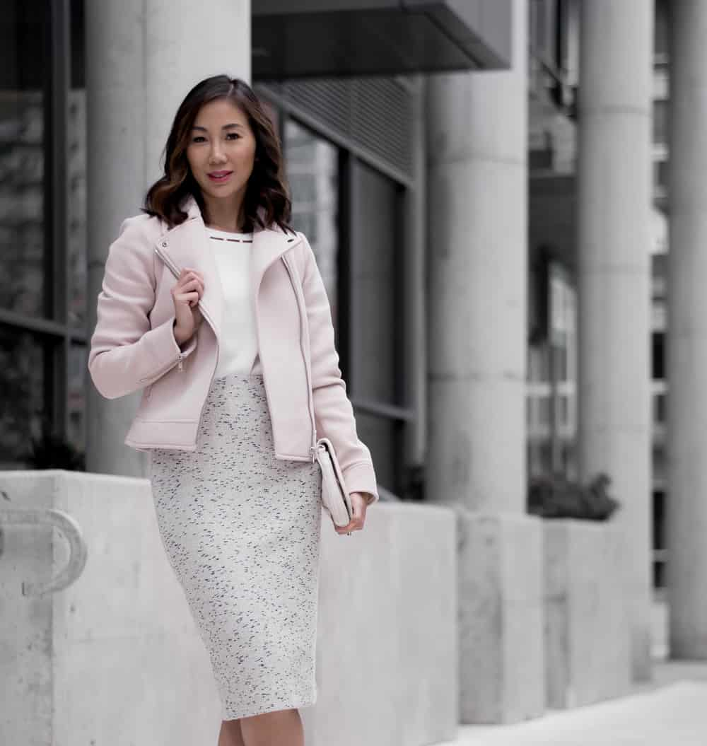9 to 5 chic office style clothing - fashion blogger YesMissy x Ann Taylor