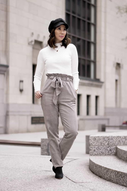 Fall OOTD: Toronto fashion blogger - YesMissy