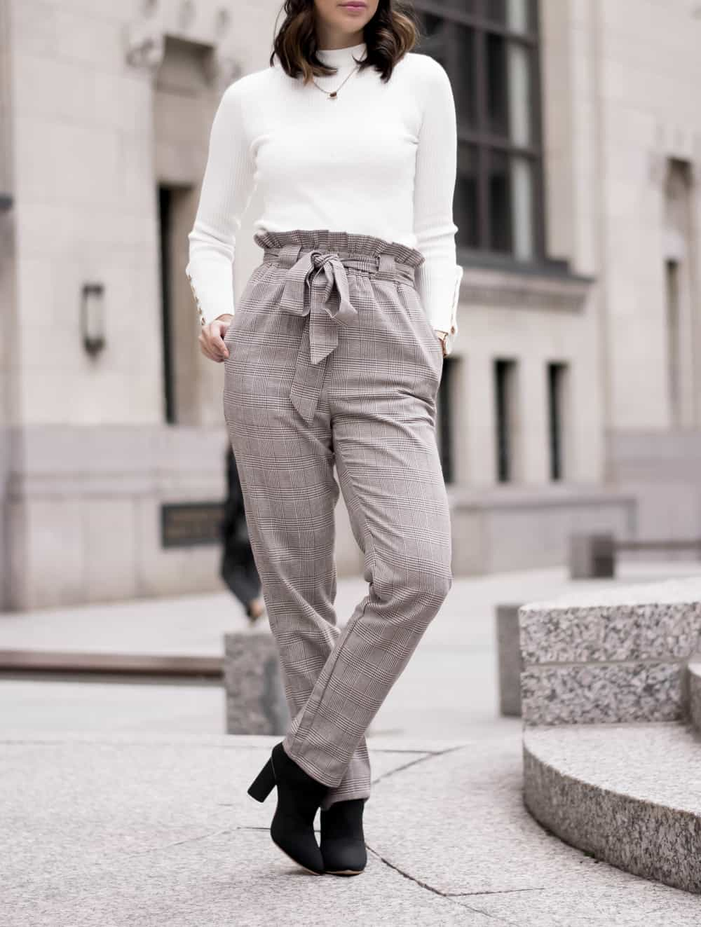 OOTD: fall look for 9-5 workwear