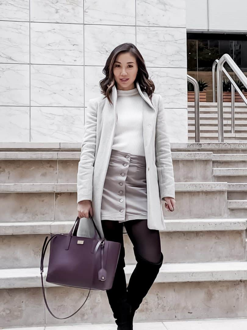 Fall Streetstyle - Toronto style blogger YesMissy