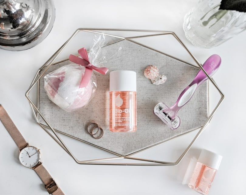 How to have a DIY spa day at home with Bio-Oil