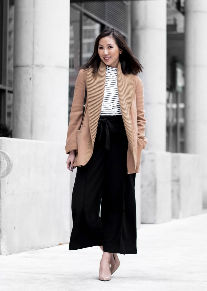 Fall/Winter look - Love these pants!