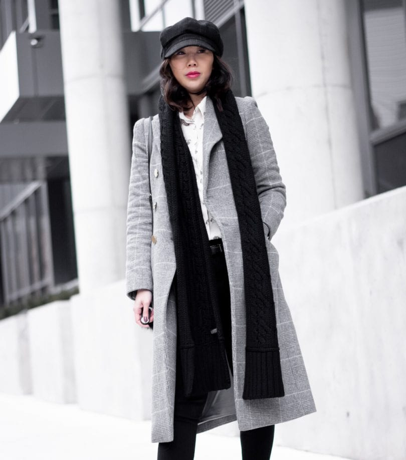 Toronto Fashion blogger - Winter Look - yesmissy