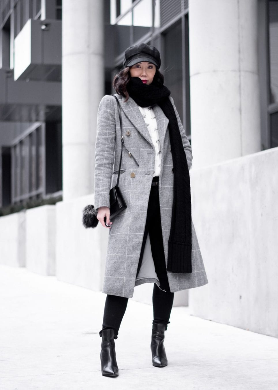Winter outfit - Tips for surviving winter