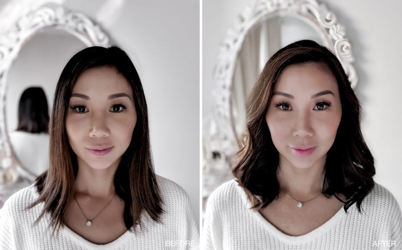 Viviscal Hair System - Before and After