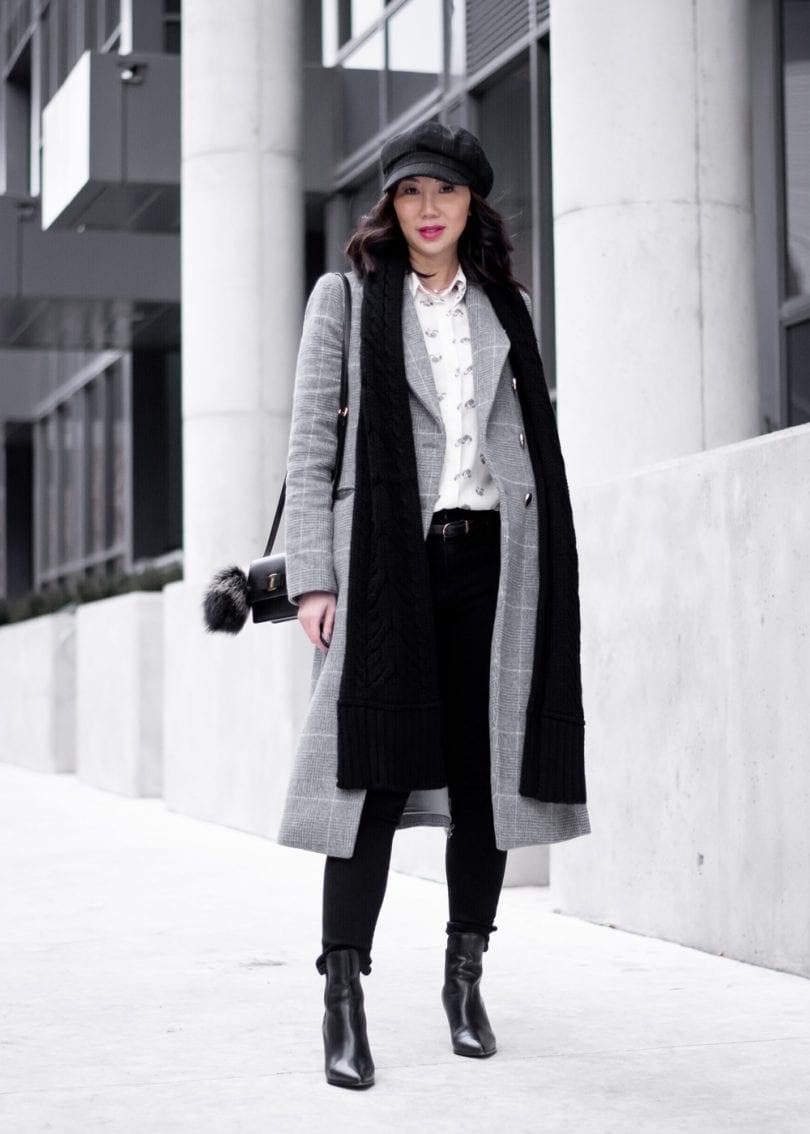NYFW - winter streetstyle - blogger yesmissy