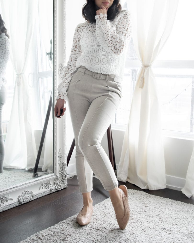 , I want to take you through a day in my life as a fashion blogger and working career woman