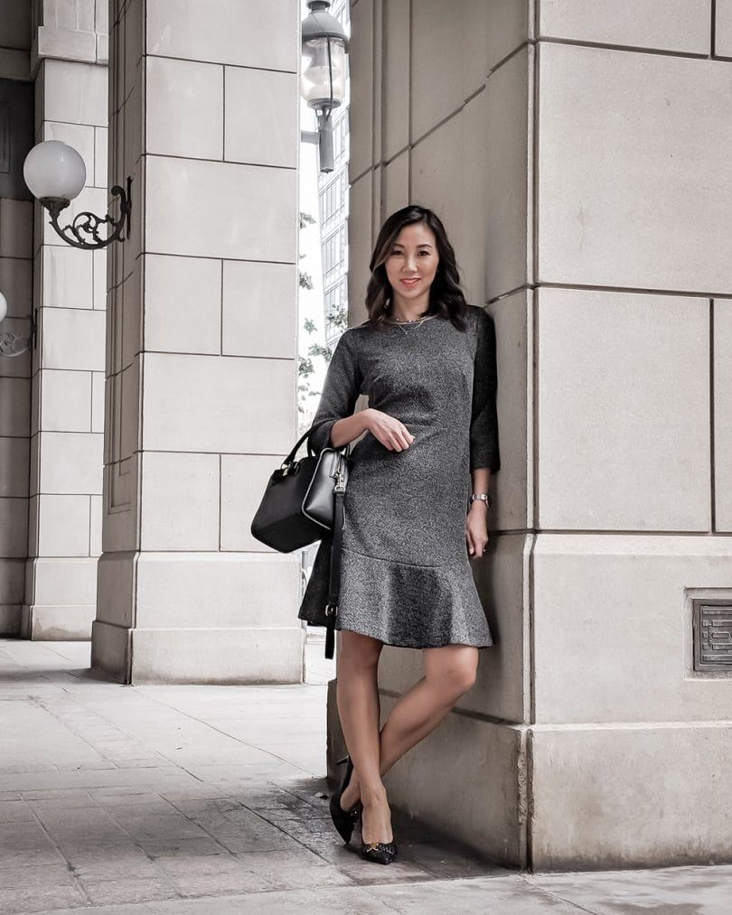 Office Outfit Look - Ann Taylor - Fashion Blogger YesMissy