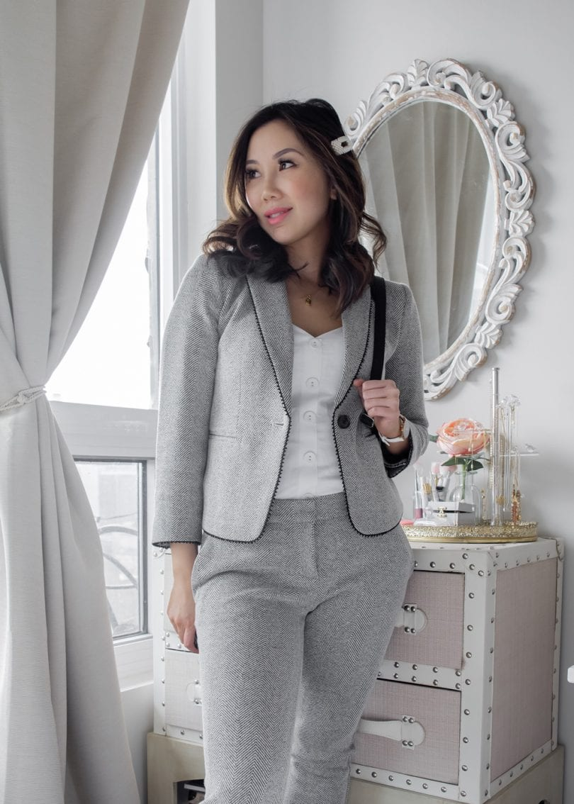 Spring Summer suiting collection - Ann Taylor