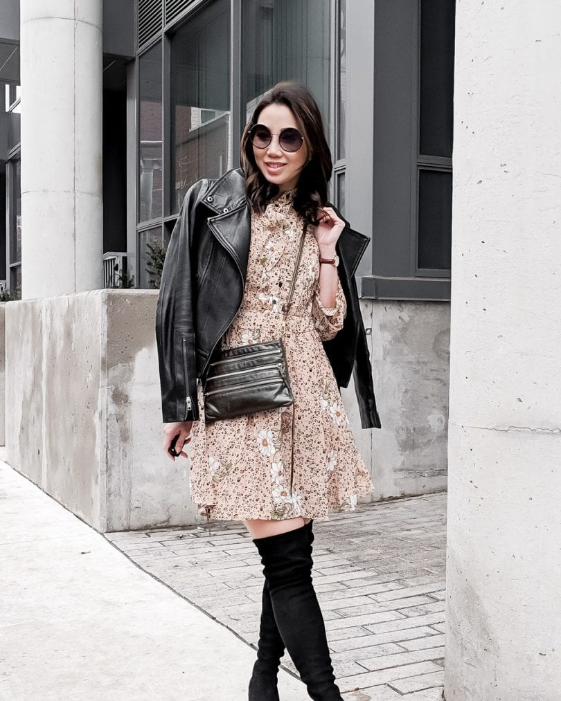 Toronto Style Blogger YesMissy - Transition your wardrobe to spring with these 3 key pieces