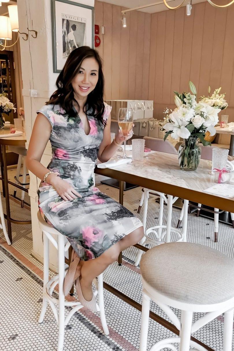 #OOTD - Floral Print Dress