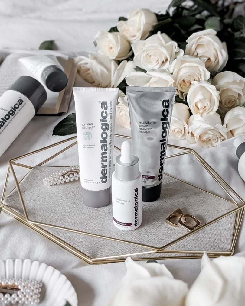 Tips for better skin - Dermalogica Biolumen-c, Multivitamin Mask, Prisma Protect Sunscreen