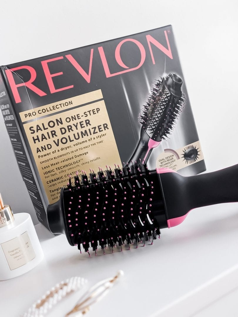 Hairtool Review- Hairtool for best blowouts - Revlon Salon One-Step Hair Dryer And Volumizer
