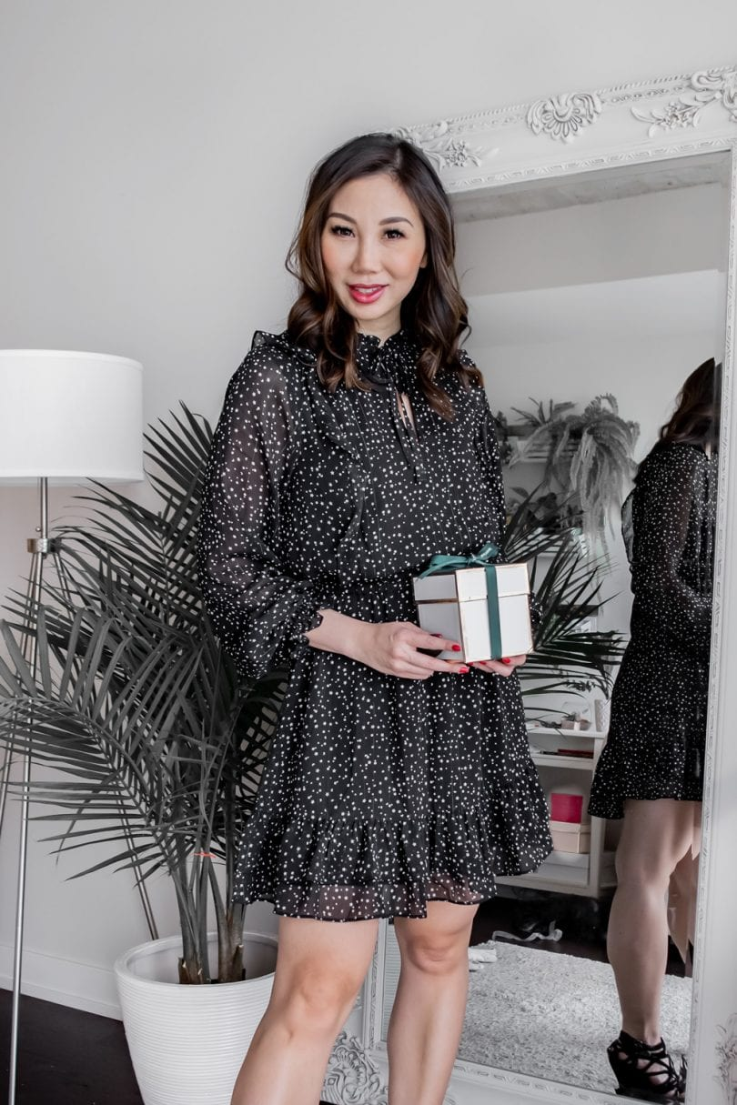 Holiday dress ideas - Cupcakes and Cashmere dress