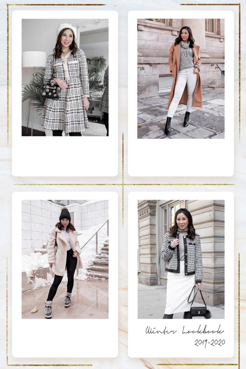Winter Lookbook - 12 outfits to inspire you