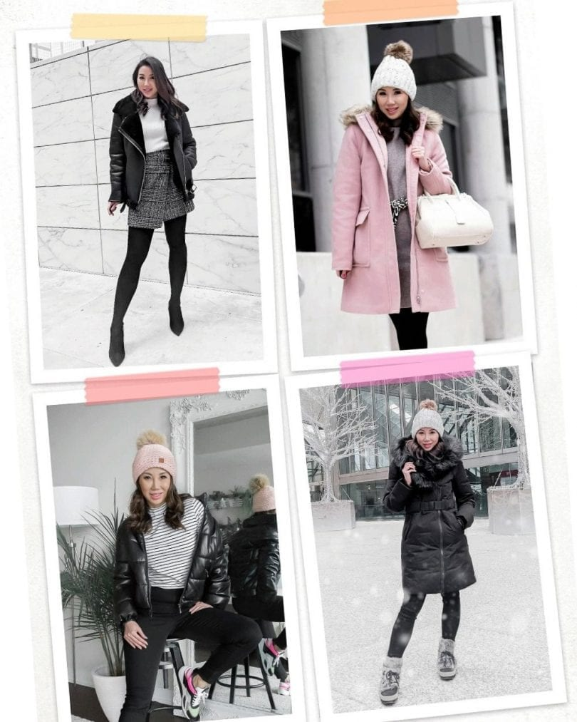 Winter Coat Lookbook - 10 Best Winter Coats for Women