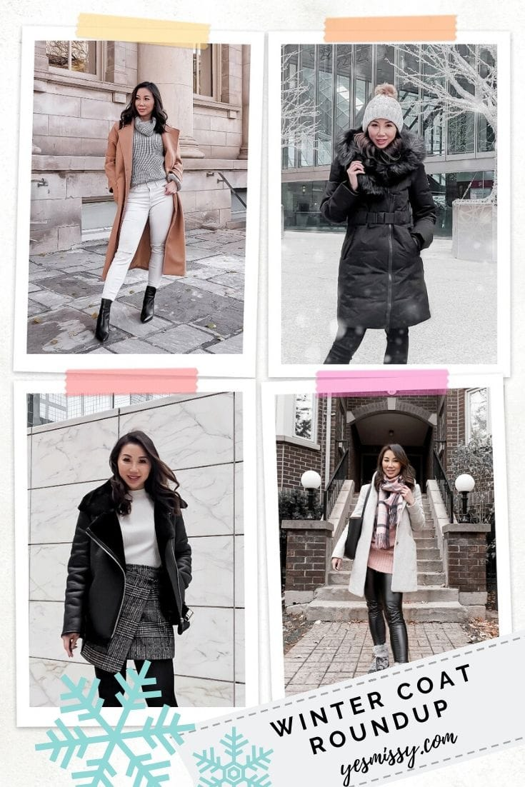 Winter Coat Roundup - Warmest Winter Coats for Women