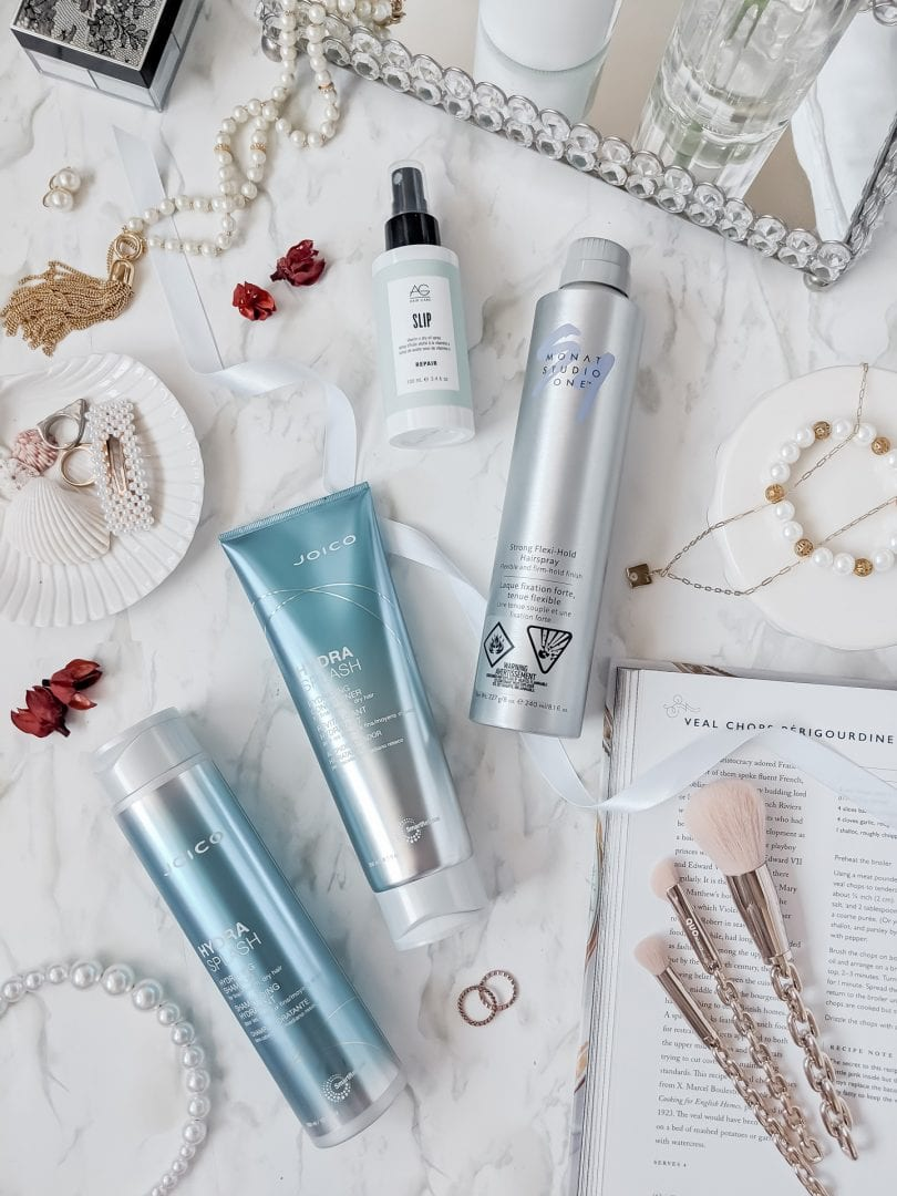 Spring haircare picks featuring Joico, Monat and AG hair