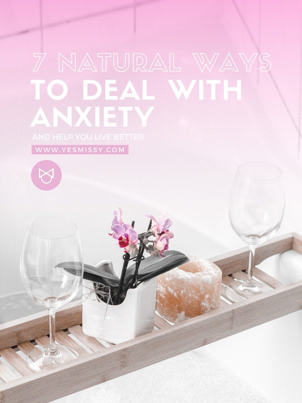 Natural Remedies for Anxiety - Tips, tricks and coping mechanisms to help relieve anxiety and stress