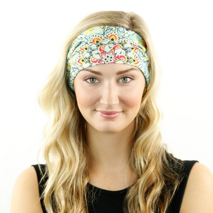 Hoo-rag Ka-bloom Hoo Headband