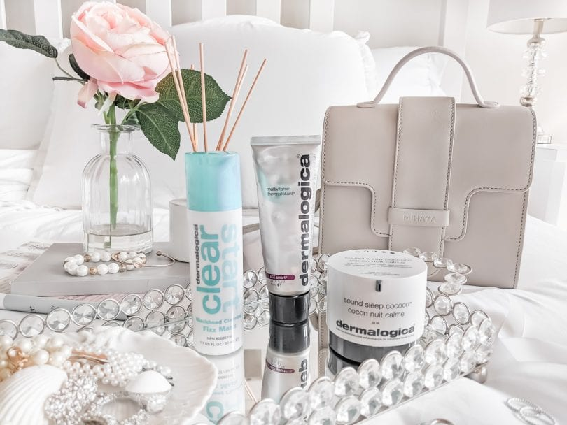 Skincare essentials to update my summer skincare routine from Dermalogica.