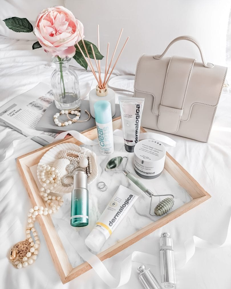 With the change in seasons, comes a change in skincare. This is especially true if you in a seasonal climate like me where winters are cold and dry while summers are hot and humid. Giving my summer skincare routine and update with Dermalogica by Eileen Lazazzera of YesMissy lifestyle blog