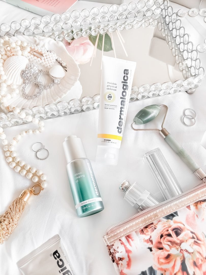 It's important to change up your skincare as the season changes. Here are a few new products I've added to my summer skincare routine from Dermalogica to help balance my skin...